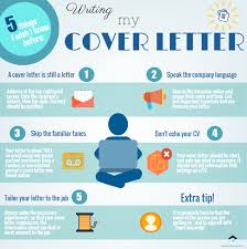 Are Cover Letter Necessary 5 Things I Wish I Knew Before Writing My Cover Letter