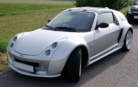 File:Smart Roadster Coupe front 20080917.jpg - Wikimedia Commons