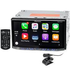 pioneer avh 4201nex double din 7 inch car stereo bluetooth pioneer avh 4201nex double din 7 inch in dash car stereo main