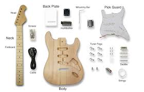 now although every guitar kit is diffe this should give you an idea on what to expect