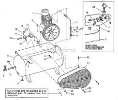 Air pressor parts diagram elegant diagram 3z745 3z495 speedaire pressor parts 3z494 air pressure