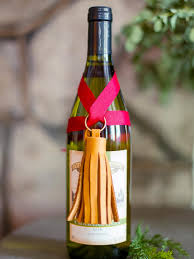 How To Decorate A Bottle Of Wine 100 Ways to Gift Wine Without a Bag HGTV's Decorating Design 100