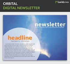 Great Newsletter Design Ideas 13 Best Newsletter Design Ideas To Inspire You Lucidpress