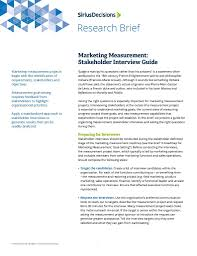 marketing measurement siriuspathway® demo siriusdecisions learning apply it marketing measurement quiz