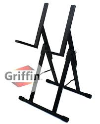 speaker monitor stand guitar amplifier stand for speaker amp monitor tilt floor amp stands by griffin
