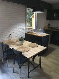 Cuisine Ikea Table Pieds Ikea Plateau De Bois Leroy Merlin Cuisine