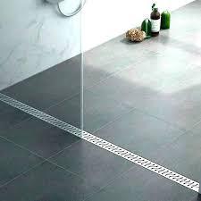 line drain linear shower installation stainless steel s drains schluter kerdi f 40 stain linear schluter kerdi line f40 drain