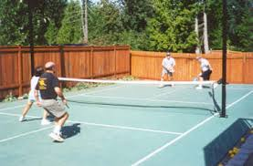 pickleball court size building your pickleball court