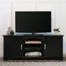 tv stand walmart. walker edison black tv stand for tvs up to 65\ tv walmart e