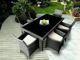 with this amazing genuine ohana outdoor patio wicker furniture pc all weather dining set