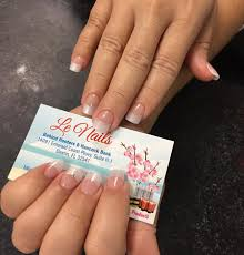 Nail Salon Services & Pricing for Le Nails in Destin, FL