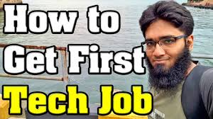 question how to get your first tech job question how to get your first tech job