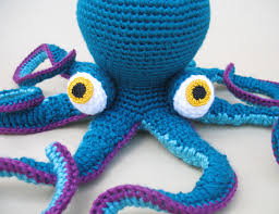 Octopus Crochet Pattern Enchanting Giant Amigurumi Octopus