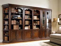 furniture european renaissance ii dark rich brown bookcase set