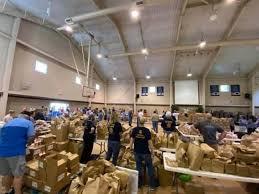 Providing Groceries To 225 Families | radio NWTN