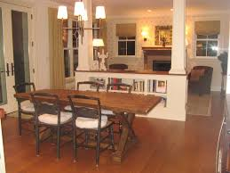 Raised Ranch Living Room Decorating Who Has Their Kitchen Open To Their Dining Room