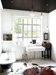 cowhide bathroom rugs cowhide rug bathroom lamps cowhide bath mat cowhide bathroom rugs