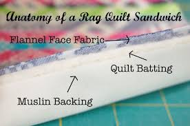 Rag Quilt Instructions - Craft Blog & rag quilt instructions · how to make a rag quilt Adamdwight.com