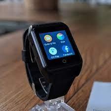 Đồng hồ thông minh X86 Plus - Kết nối Wifi 3G, lắp sim nghe gọi, hỗ trợ thẻ  nhớ ngoài TFcard