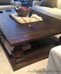 42 inspirational pics of restoration coffee table