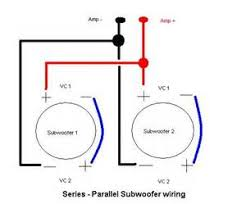similiar series parallel speaker wiring calculator keywords parallel speaker wiring diagram also series parallel speaker wiring