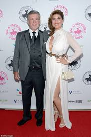 tanya callau. Wonderful Tanya Grieving Almost Six Months After His Passing Alan Thickeu0027s Widow Tanya  Callau Thicke For A