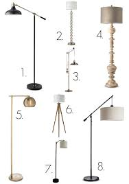 pulley floor lamp 4 turned floor lamp 5 modern globe floor lamp 6 tripod floor lamp 7 downbridge floor lamp 8 drop pendant floor lamp
