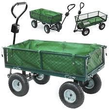 heavy duty garden barrow wheel barrow cart trolley beach truck transport builder