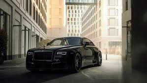 Presenting wraith kryptos — a limited, bespoke collection inspired by the clandestine world of cryptography. Atelier Spofec Unveils Modified Rolls Royce Wraith Black Badge Byri