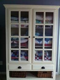 185 best Prim cupboards with old quilts images on Pinterest ...