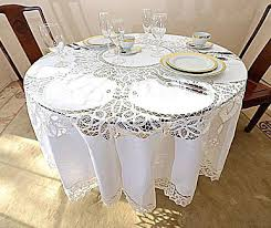 90 round white tablecloths lace tablecloths round tablecloths round inches round white all cotton 90 inch round white lace tablecloth