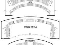 High Quality Chicago Theater Seat Chart Oriental Theater