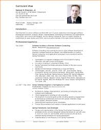 Best Curriculum Vitae Format Remarkableesume Template Docx Creative