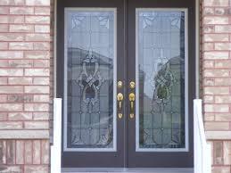 splendorous front door inserts front door glass inserts type cute decorating front door glass