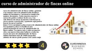curso De Administrador De Fincas Online - YouTube