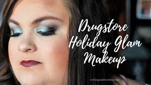 today is all about an affordable holiday glam look if you re like me you like full glam once in a while but don t have the money to