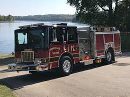 farmingdale recently took possession of a new 300 000 firetruck and the town is looking to