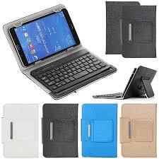 Đa Năng Bàn Phím Dành Cho Máy Tính Bảng 7 Inch PC Cho Lenovo Samsung Tab  7.0 Amazon Fire HD 7 Bàn Phím Bluetooth Không Dây bao Da|null