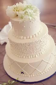 Wedding Cakes Using Buttercream Icing