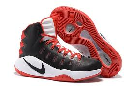 womens nike hyperdunk basketball shoes. nike hyperdunk 2016 black white red basketball shoes womens basketball