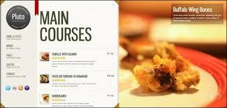A La Carte Menu Template 30 Restaurant Menu Templates Want To Impress Your