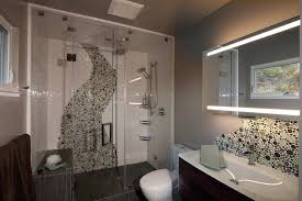 bubble tiles for bathroom glass tile contemporary with wall design heating and cooling companies rain shower head