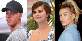 how selena gomez feels about justin bieber s enement to hailey baldwin according to every reble tabloids sources