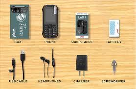 Buy Plum Ram 7-4G Rugged Unlocked Phone ...