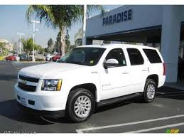 2009 Chevrolet Tahoe Hybrid Specs and Photos | StrongAuto