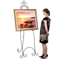 A Frame Display Stands Easel Stands Classroom Artist Retail Tripods 27