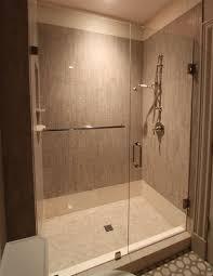 frameless shower enclosures. Brilliant Shower Frameless Door U0026 Panel W Clips 2712 Pg 2min For Shower Enclosures L