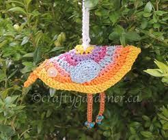 Crafty Gardener » It's Flossie Bird