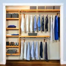 john louis closet organizer john louis home 16in deep solid wood deluxe organizer honey john louis closet