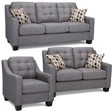 Fascinating 3 Piece Sofa Set Living lancorpinfo